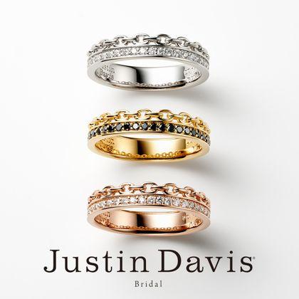 【Justin Davis Bridal(ジャスティンデイビスブライダル)】Duet Diamond デュエット ダイヤモンド