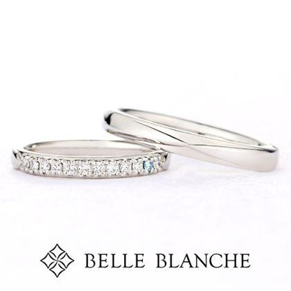【BELLE BLANCHE(ベルブランシュ)】Jour de Serment ストレート/ジュー・ドゥ・セルマン  ストレート