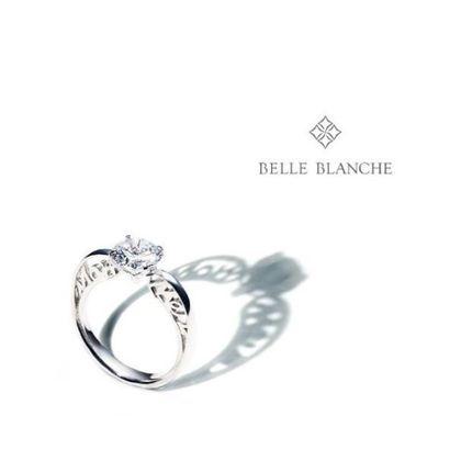 【BELLE BLANCHE(ベルブランシュ)】【プロポーズリング】Marry Me/マリーミー    それは、エンゲージリングの前のリングです