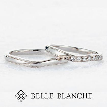 【BELLE BLANCHE(ベルブランシュ)】Ruban Band V/リュバンバンド V
