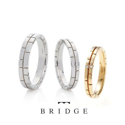 【BROOCH(ブローチ)】Decision 決意~石造の橋~