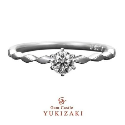 【YUKIZAKI BRIDAL(ユキザキブライダル)】【Gem Castle YUKIZAKI】エルム