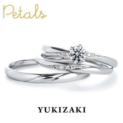【Gem Castle YUKIZAKI(ジェムキャッスルゆきざき)】Petals(ペタルス) **Fuchsia・フクシア**