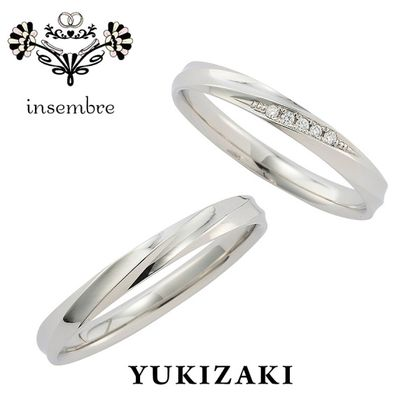 【YUKIZAKI BRIDAL(ユキザキブライダル)】insembre01