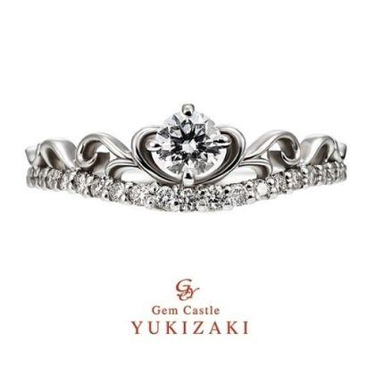 【Gem Castle YUKIZAKI(ジェムキャッスルゆきざき)】【Gem Castle YUKIZAKI】ロゼクィーン