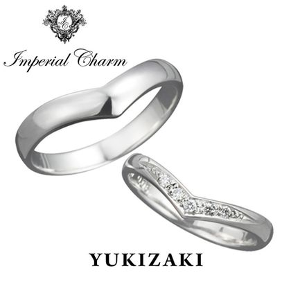 【YUKIZAKI BRIDAL(ユキザキブライダル)】【Gem Castle YUKIZAKI】[インペリアルチャーム]アテナ
