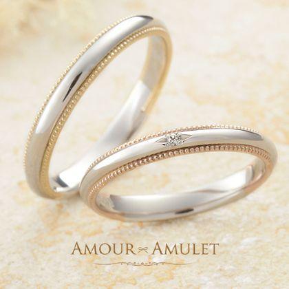 【VANillA(ヴァニラ)】AMOUR AMULET FLEUR
