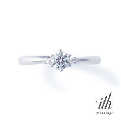 【ith(イズ)】【my first diamond ring】プティクル / Petits Clous