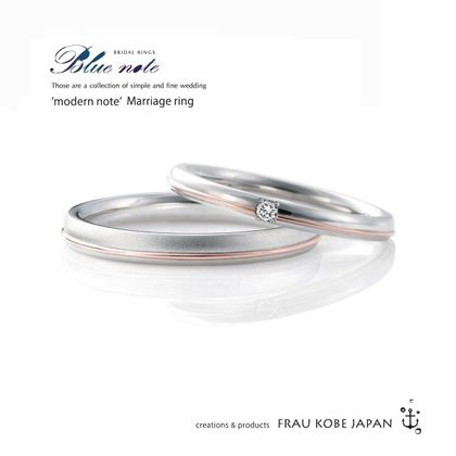 【FRAU KOBE JAPAN(フラウ コウベ ジャパン)】'Modern note/モダンノート'