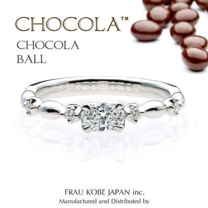 【FRAU KOBE JAPAN(フラウ コウベ ジャパン)】'CHOCOLA BALL/ショコラボール'