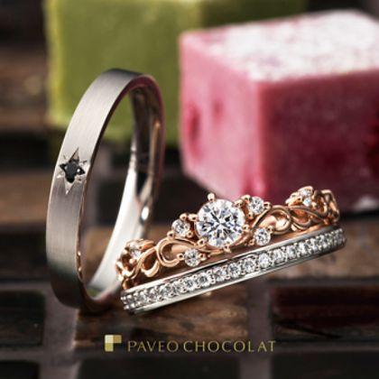 【JEWEL SEVEN BRIDAL(ジュエルセブンブライダル)】PAVEO CHOCOLAT  ESPOIR