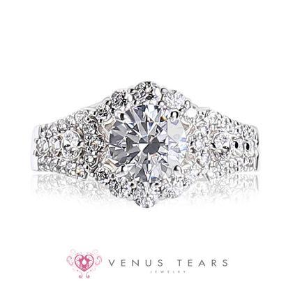 【VENUS TEARS(ヴィーナスティアーズ)】1ctダイヤ【RZ-235-10】