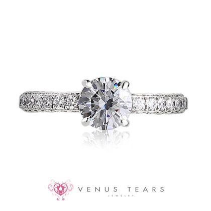 【VENUS TEARS(ヴィーナスティアーズ)】1ctダイヤ【1-13558-10】