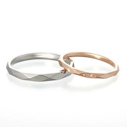 【VENUS TEARS(ヴィーナスティアーズ)】結婚指輪 【luz ルス】銀座