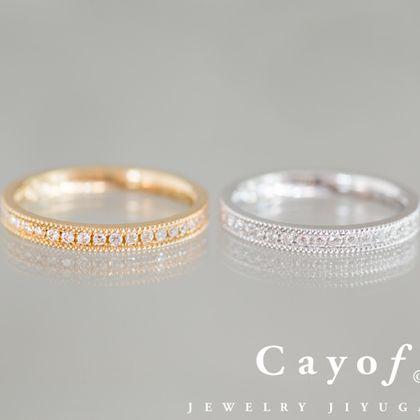 【Cayof(カヨフ)】-MATOI-Series Clover -クローバー-