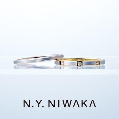 【N.Y.NIWAKA(ニューヨークニワカ)】HARMONY YW136,YW137