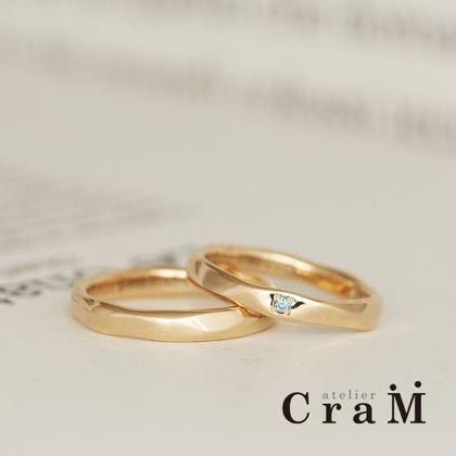 【atelier CraM(アトリエ クラム)】カスタムオーダー事例 / Fluctuate Large(フラクチュエイト・ラージ)【セミオーダー】