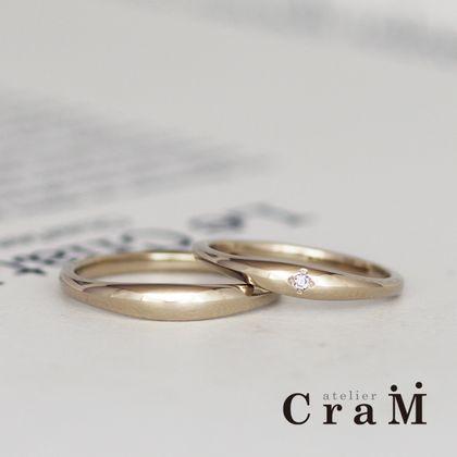 【atelier CraM(アトリエ クラム)】カスタムオーダー事例  / Signe Round(サイン ラウンド)【セミオーダー】