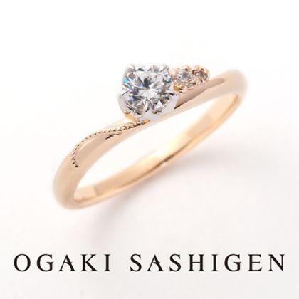 【OGAKI SASHIGEN(大垣さし源)】ロゼ