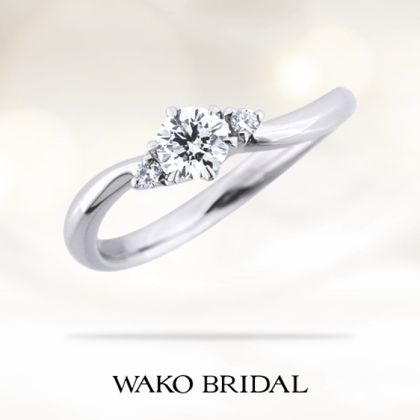 【WAKO BRIDAL+WORK SHOP】つばさ