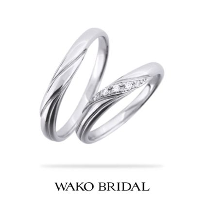 【WAKO BRIDAL+WORK SHOP】縁結び