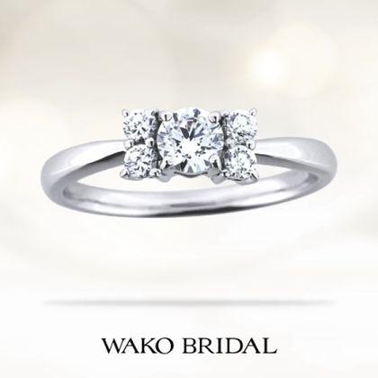 【WAKO BRIDAL+WORK SHOP】かえで
