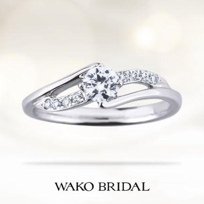 【WAKO BRIDAL+WORK SHOP】らせんの結び