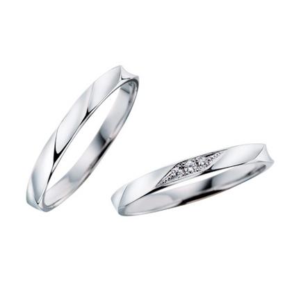 【Bridal Jewelry Fujita(ブライダルジュエリーフジタ)】L'or [ロル] LPP032/LPP032D
