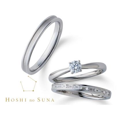 【Bridal Jewelry Fujita(ブライダルジュエリーフジタ)】SOUTHERN CROSS [サザンクロス]