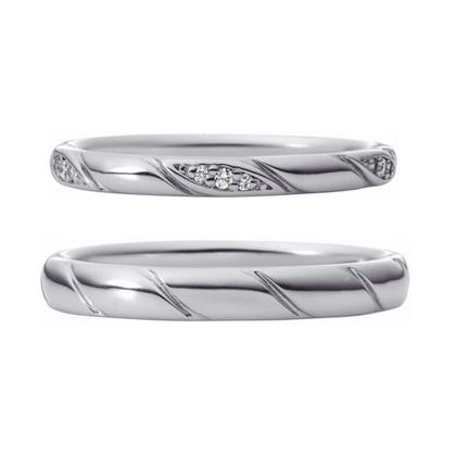 【Bridal Jewelry Fujita(ブライダルジュエリーフジタ)】ROSA [ローザ]
