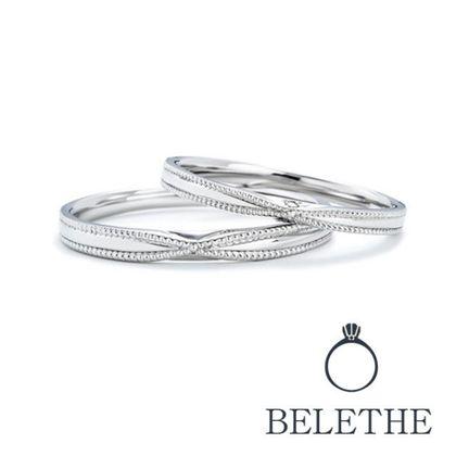 【Bridal Jewelry Fujita(ブライダルジュエリーフジタ)】「PRESSE プレッセ」 マリッジリング