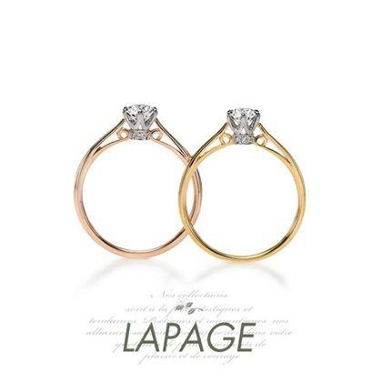 【Bridal Jewelry Fujita(ブライダルジュエリーフジタ)】Pont Marie/ポン マリー(マリー橋) エンゲージリング