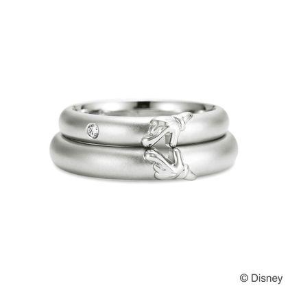 【Bridal Jewelry Fujita(ブライダルジュエリーフジタ)】Disney / ミッキー&ミニー