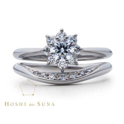 【Bridal Jewelry Fujita(ブライダルジュエリーフジタ)】FLAIR [フレア]