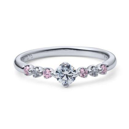 【Bridal Jewelry Fujita(ブライダルジュエリーフジタ)】MIRA[ミラ] なでしこエディション