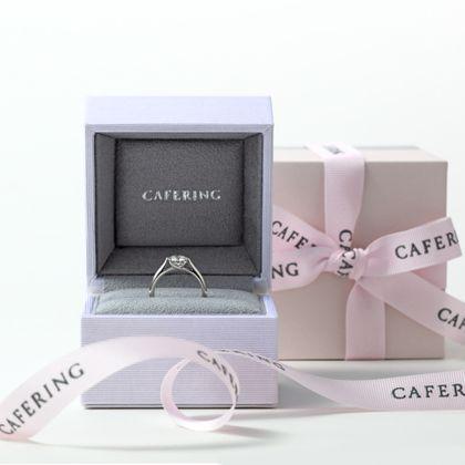 【Bridal Jewelry Fujita(ブライダルジュエリーフジタ)】「Rosette ロゼット」 エンゲージリング