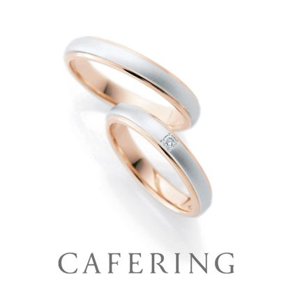 【Bridal Jewelry Fujita(ブライダルジュエリーフジタ)】Abricot [アプリコット] マリッジリング