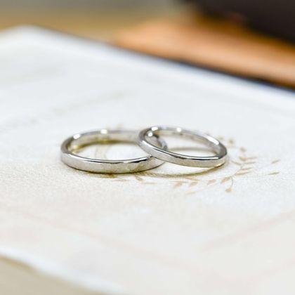 【指輪工房 KELLCH ケルヒ】【ケルヒ】自然なマット感が素敵な結婚指輪