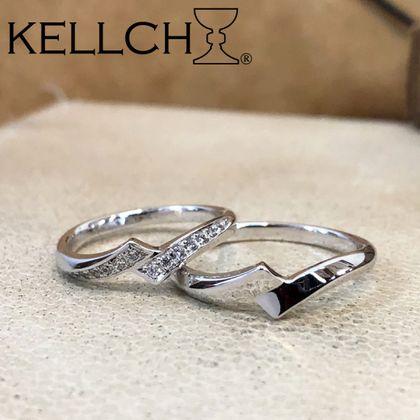 【指輪工房 KELLCH ケルヒ】【ケルヒ】luce(ルーチェ)