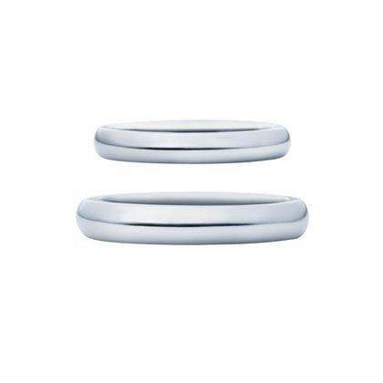 【EIKA(エイカ)】ストレート/MC1001 - MC1002/PT950/マスター 結婚指輪 EIKA