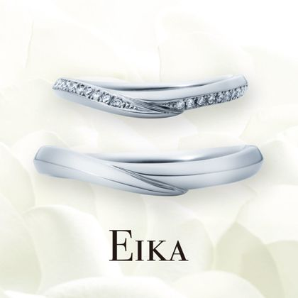 【EIKA(エイカ)】エタニティ/MC1048 - MC1049/PT950/マスター|結婚指輪|EIKA