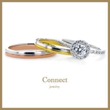 【Connect(コネクト)】【マシェリ】joie-ジョワ-&