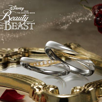 【Beauty and the Beast(ディズニー美女と野獣)】Eternal Rose〔 エターナル・ローズ〕