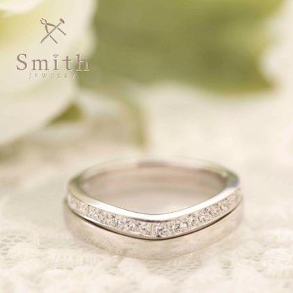 【Smith(工房スミス)】ふたりでつくる手作り結婚指輪