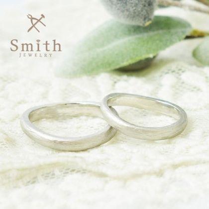 【Smith(工房スミス)】手作り結婚指輪・手作り婚約指輪