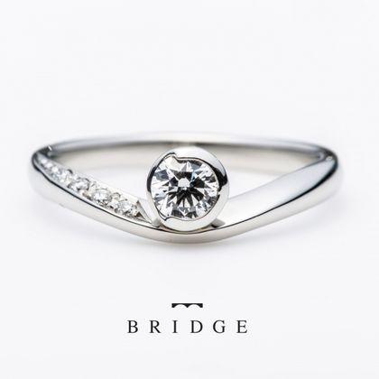 【BRIDGE ANTWERP BRILLIANT GALLERY(ブリッジ・アントワープ・ブリリアント・ギャラリー)】New MOON つきの導き