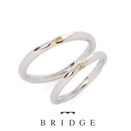 【BRIDGE ANTWERP BRILLIANT GALLERY(ブリッジ・アントワープ・ブリリアント・ギャラリー)】Made in Paradise 光のメビウス
