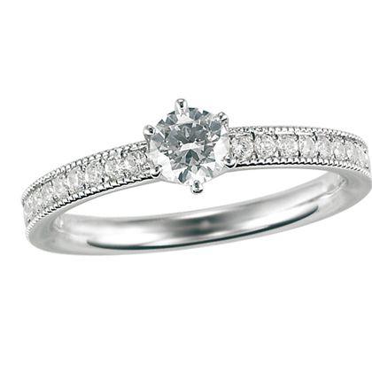 【Antille(アンティール)】オーダーメイド婚約指輪