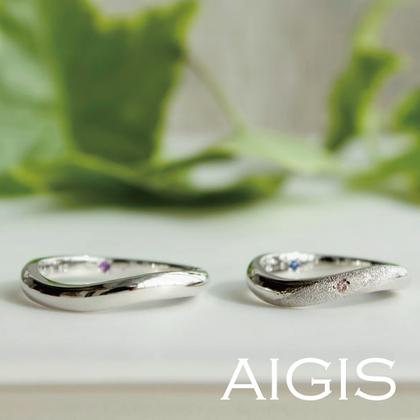 【AIGIS(旧:Jewel HAMA(ジュエルはま))】【NEW】手作り結婚指輪-38