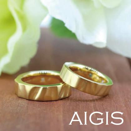 【AIGIS(旧:Jewel HAMA(ジュエルはま))】【NEW】手作り結婚指輪-45